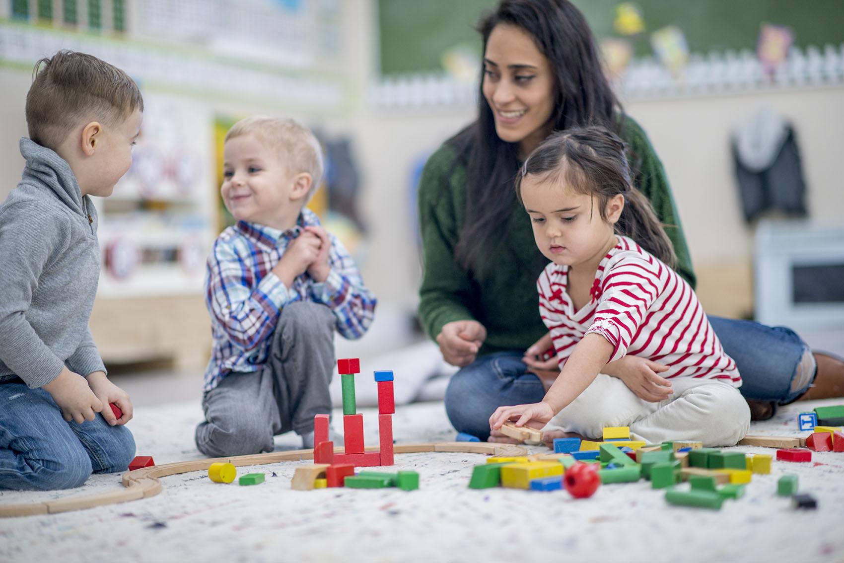 Welcher Kindergarten ist der richtige für mein Kind?