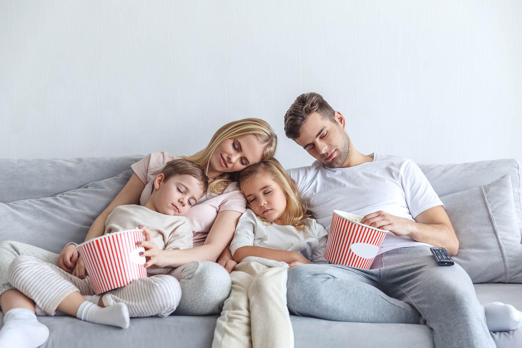 Familienzeit: 10 kostenlose Ideen gegen Langeweile