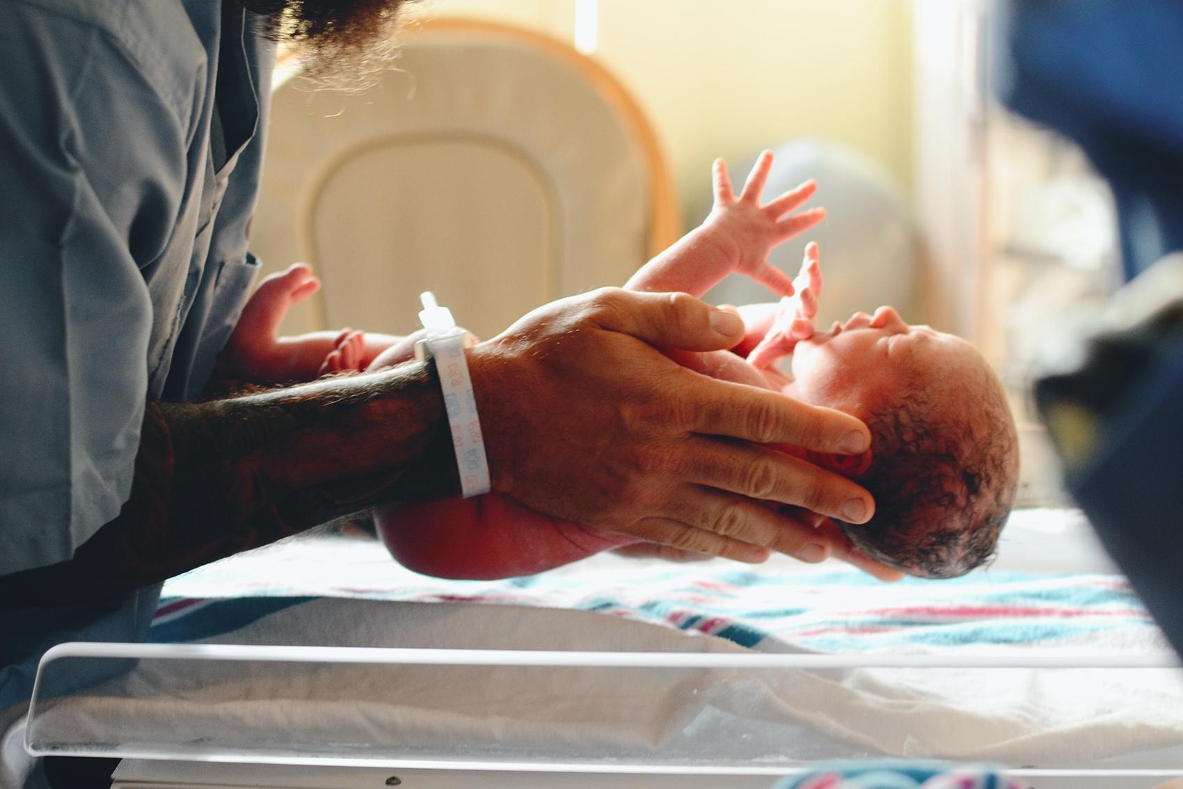 Kaiserschnitt – wann ist er notwendig?